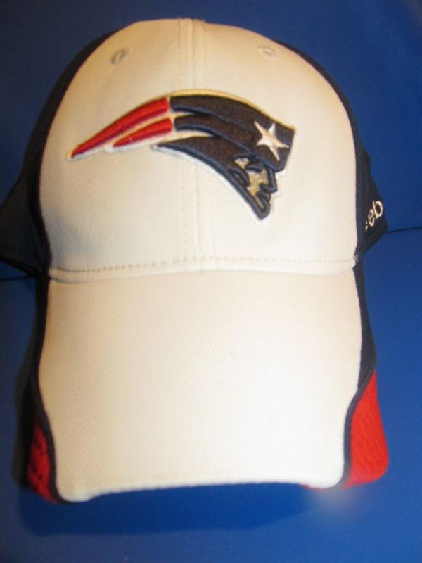 9185b9b1869 Reebok on Field New England Patriots Cap   Hat