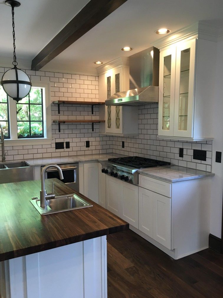 Pin by Knox Rail Salvage on Cabinets Home Tour | New ...