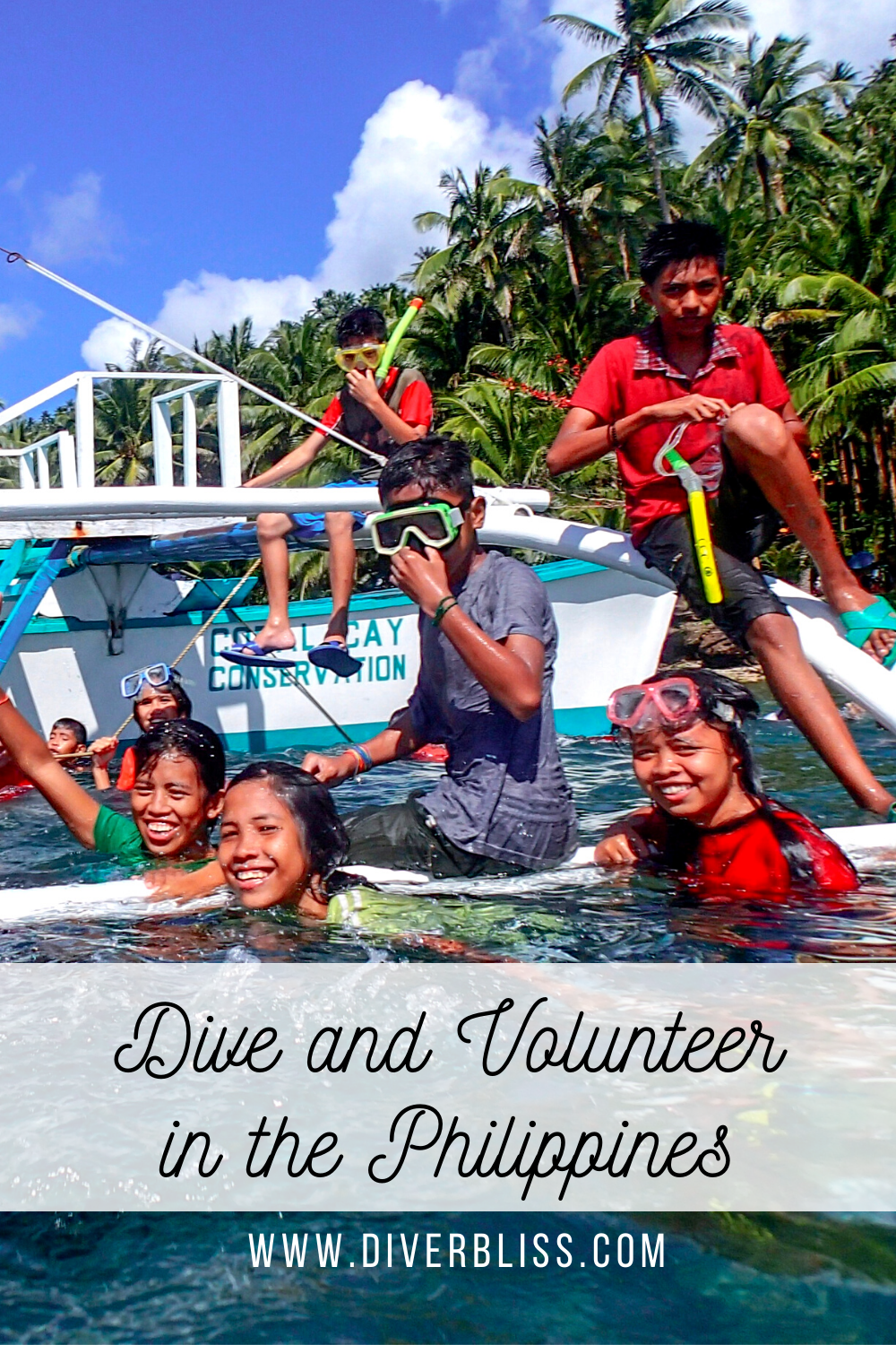 What It Was Like To Be A Filipino Dive Scholar At Coral Cay Conservation In 2020 Learn To Scuba Dive Scuba Diving Bucket List Philippines Travel Guide