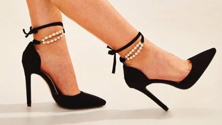Point Toe Faux Pearl Ankle Strap Stiletto Heels #heels #heelsaddict #heelsmurah #Heelsclass #heelscantik #heelsimport #heelstagram #heelsbranded #heelsfashion #heelspesta #heelsmurmer #heelslover #heelshoes #heelslucu #heelsdance #heelsmurahbanget #heelsbandung #HeelsNClutch #heelsofinstagram #heelsfetish #heelsoftheday #heelswanita #heelstinggi #heelskondangan #heelskorea #heelstretch #heelside #heelskeren #heelsshoes #heelscollector