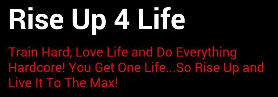 RiseUp4Life on facebook!