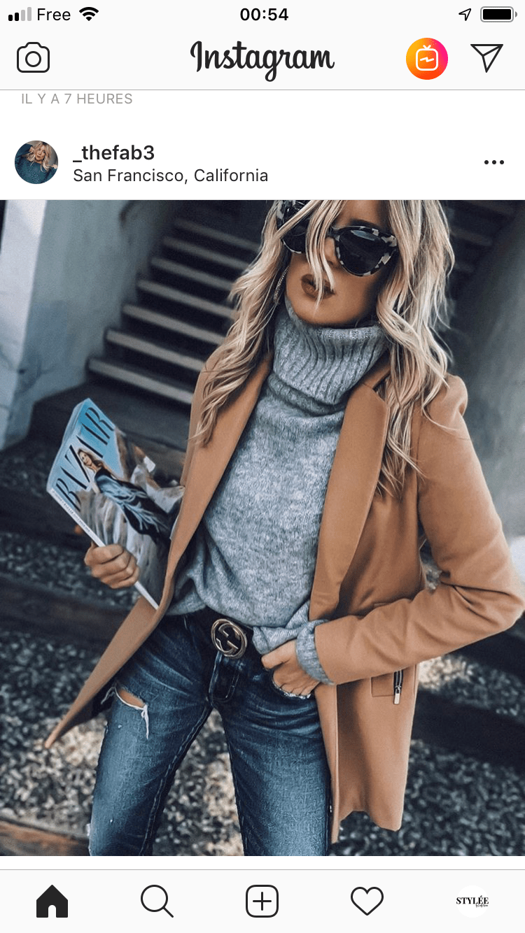 Photo of TOP 10 des looks Instagram Octobre 2018 | Stylée.fr