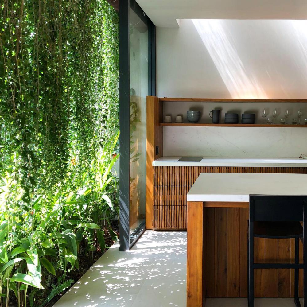 MIA Design Studio adds plants and pools to Wyndham Garden