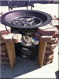 Image Result For How To Hide Propane Tank For Fire Pit