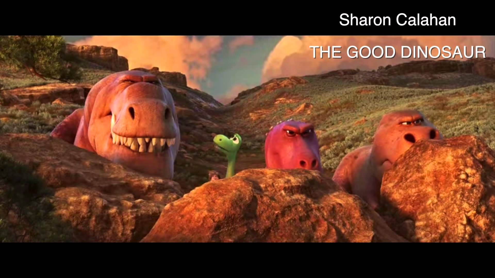 """""""Interview Exclusives"""" with Sharon Calahan, Cinematographer, THE GOOD DI..."""