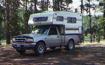 1985 pilgrim camper