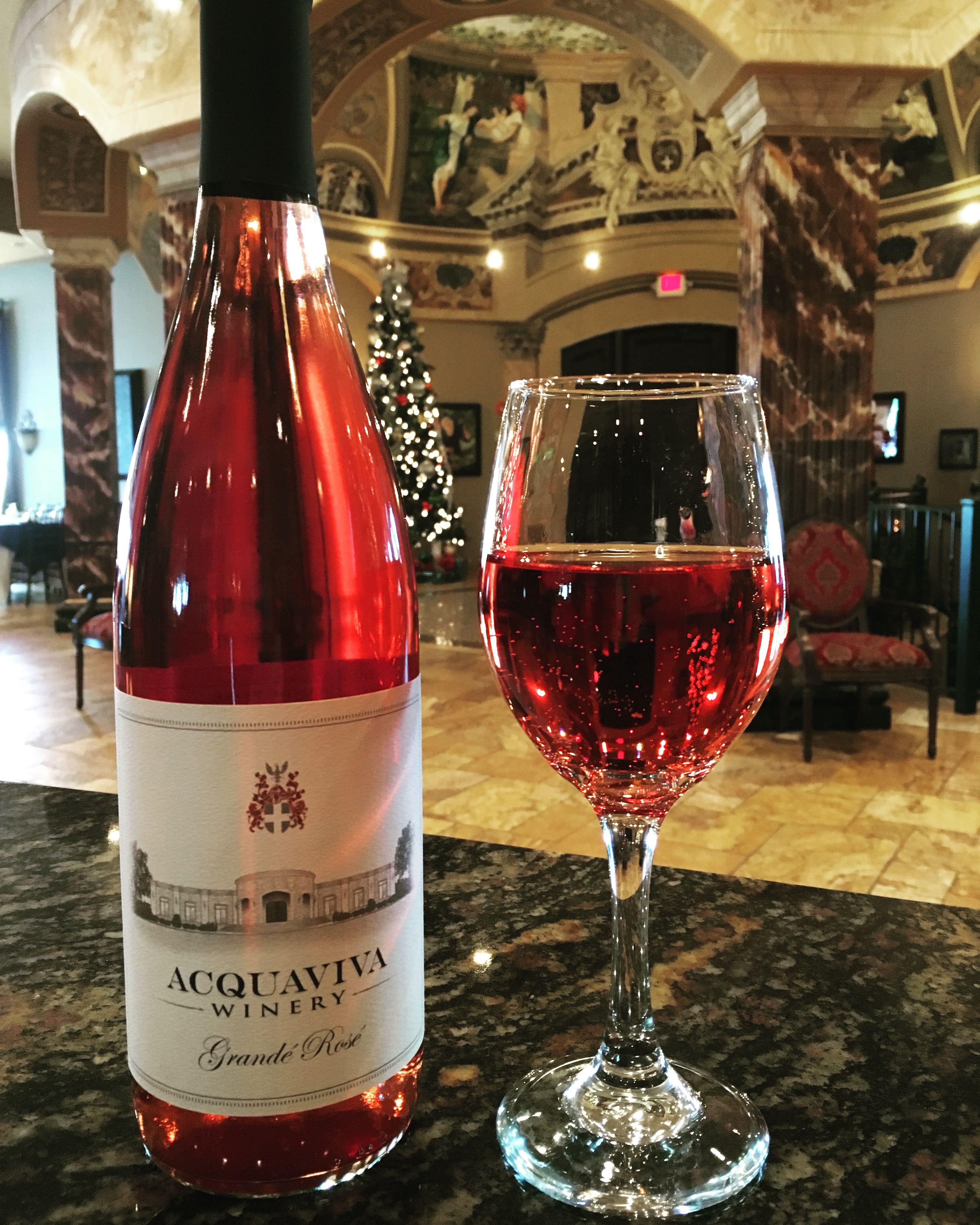 Pin By Acquaviva Winery On Wines Wine Bottle Wines Rose Wine Bottle