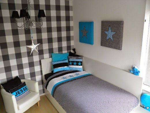slaapkamer jongen stoer - google zoeken | droom huis | pinterest, Deco ideeën