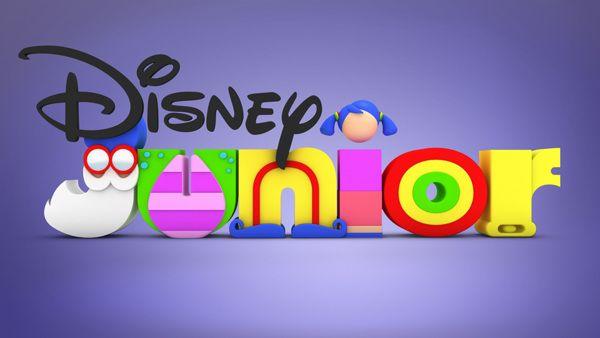 Special Disney Jr Logos Disney Junior Disney Letters Disney Junior Disney