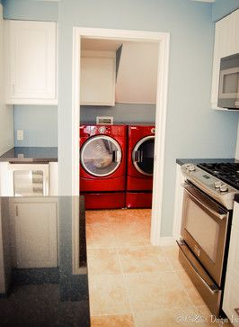 Sherwin Williams Design Ideas Pictures Remodel And Decor Red Washer And Dryer Cheap Kitchen Remodel Kitchen Remodel