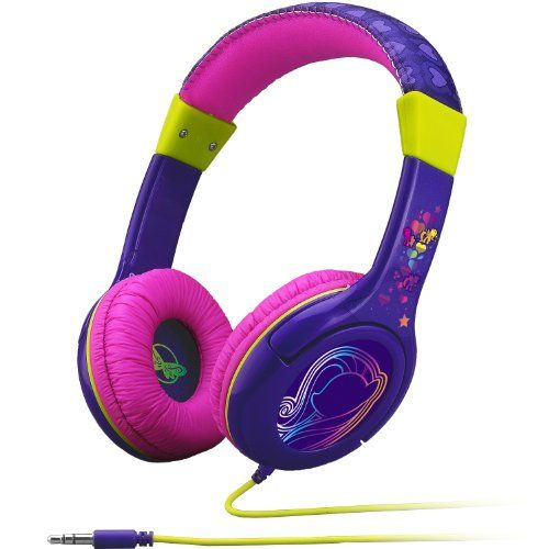 High quality headphones with kid friendly sound levels to protect