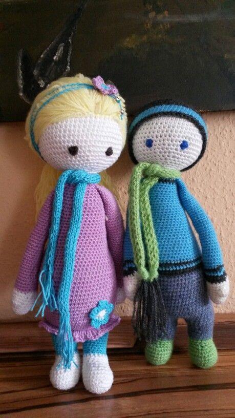 Marie und Ben (frei nach lalylala)
