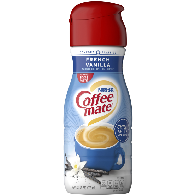 How Many Carbs In Coffee Mate French Vanilla Creamer di 2020