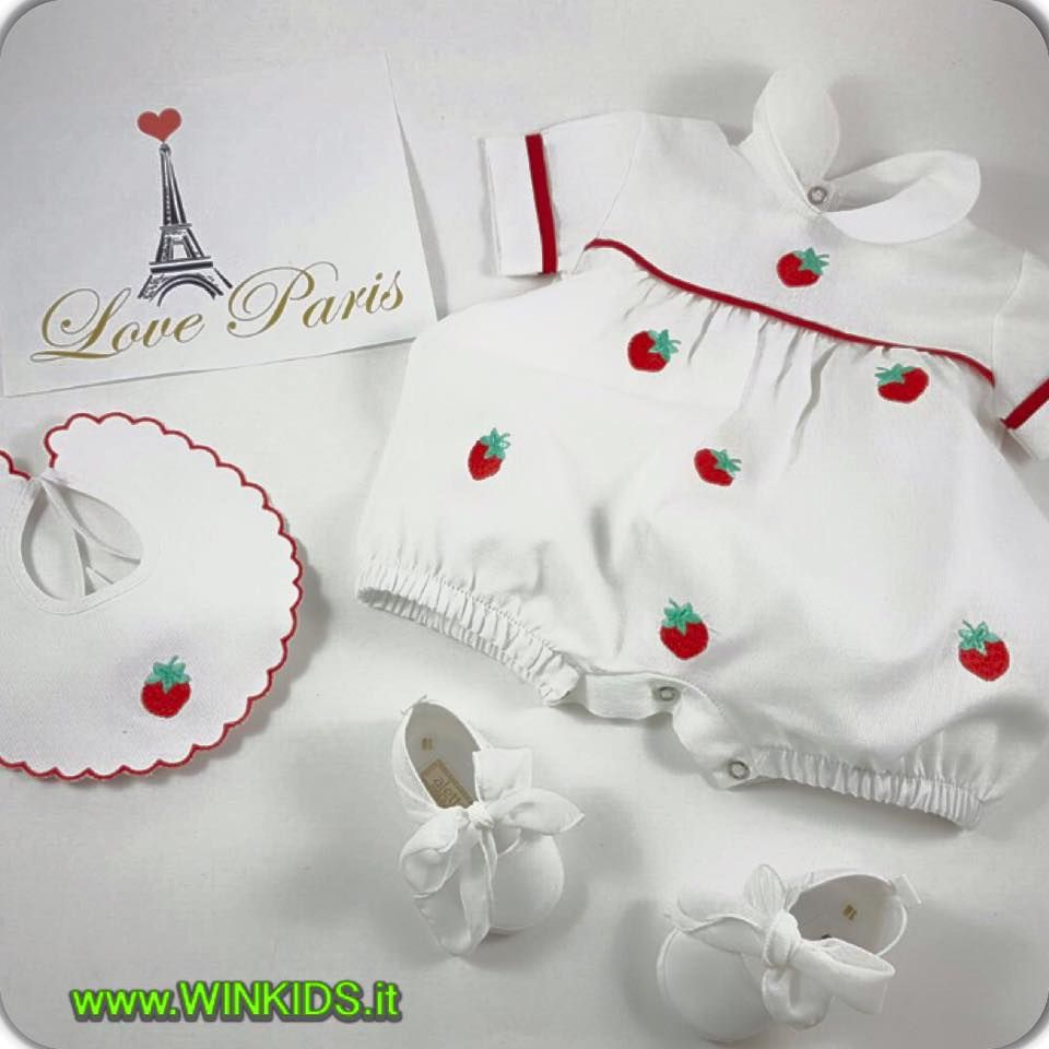 Pagliaccetto LOVE PARIS made in italy Shop online www