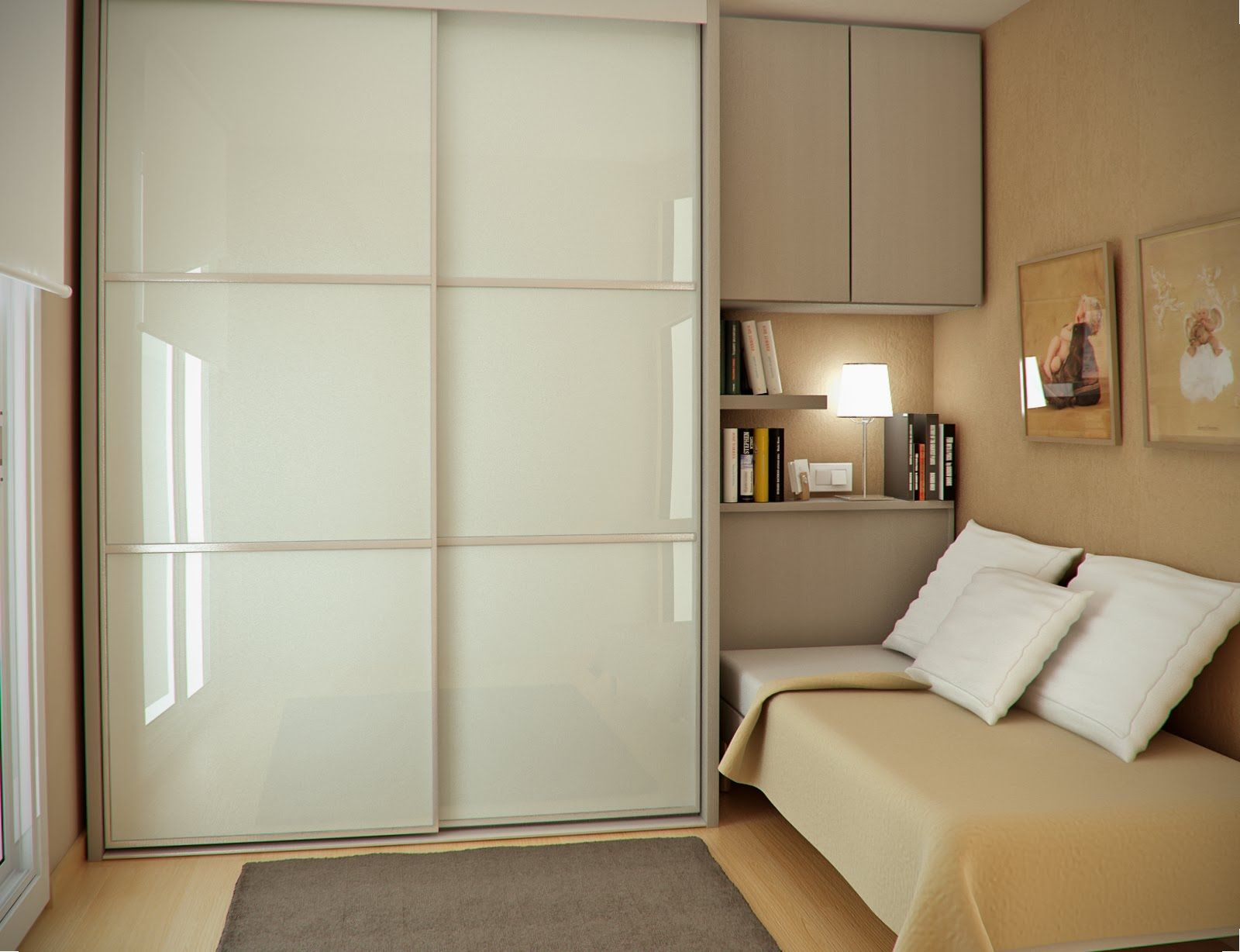 Wall Cabinet Design For Small Bedroom  Small Bedroom  Pinterest Beauteous Bedroom Wall Cabinet Design Design Inspiration