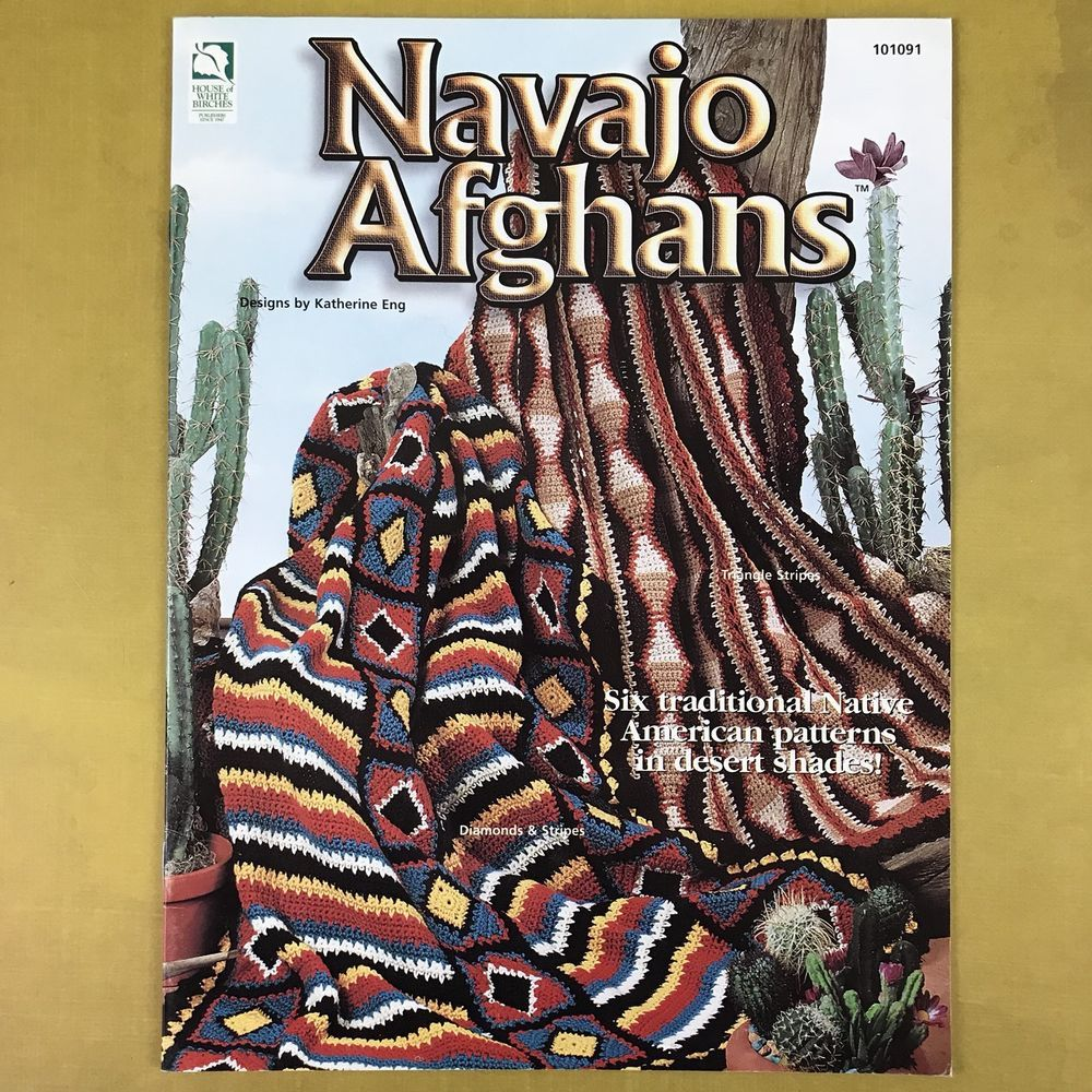 Contemporary Navajo Afghan Pattern Crochet Photos - Sewing Pattern ...