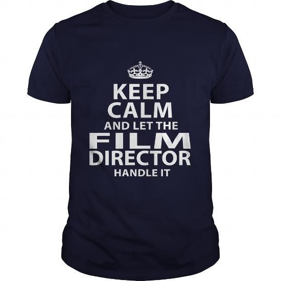 FILM DIRECTOR T Shirts, Hoodies. Check price ==► https://www.sunfrog.com/LifeStyle/FILM-DIRECTOR-106763405-Navy-Blue-Guys.html?41382