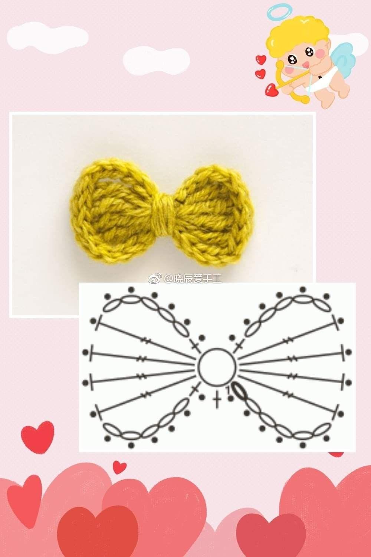 #crochetbowpattern