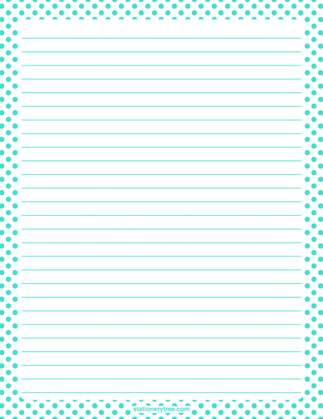 graphic regarding Printable Paper With Lines known as Pin via Muse Printables upon Stationery at