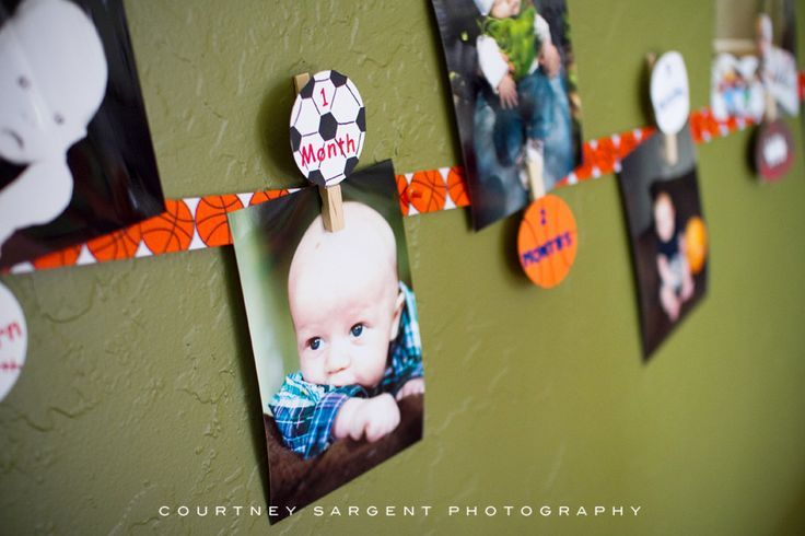 baby first birthday ideas for boy   Clayton's First Birthday Party » Courtney Sargent Photography