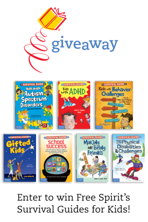 Enter To Win Free Spirit S Survival Guides For Kids Survival Guide Enter To Win Practical Advice