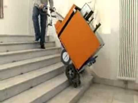 Electric Heavy Duty Stair Climber Hand Truck Stair Climbing
