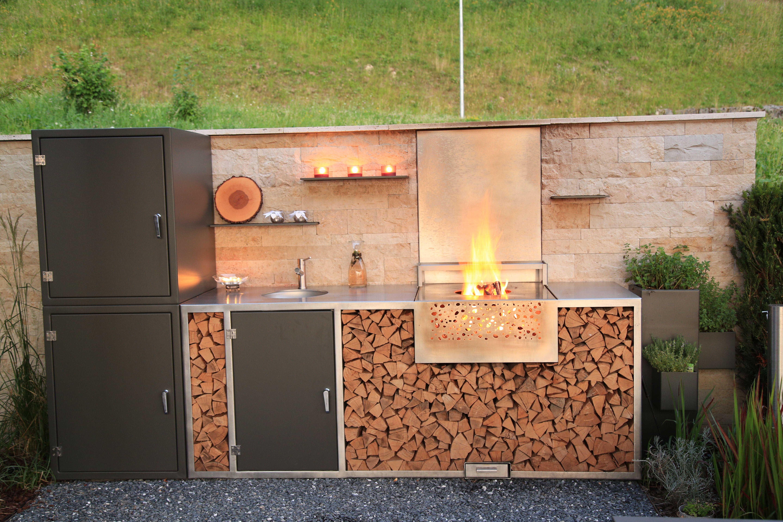 Outdoorküche Mit Kühlschrank Günstig : Kühlschrank für outdoor küche einbau gasgrill für die outdoor küche