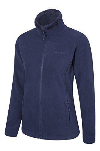 De Femmes Veste Laine Pour Bleu Comet Mountain Polaire Warehouse YEOxq1zwB