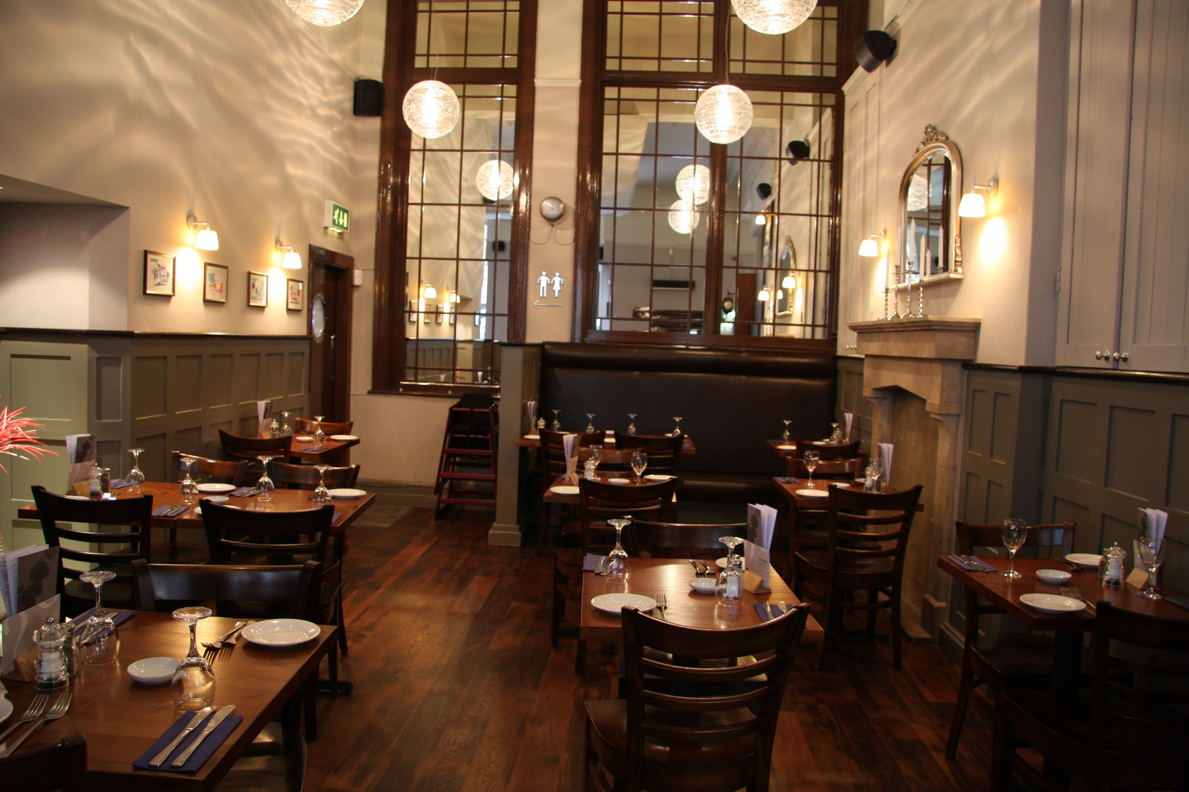 Dine in style & comfort at Le Bistrot Pierre, Nottingham.