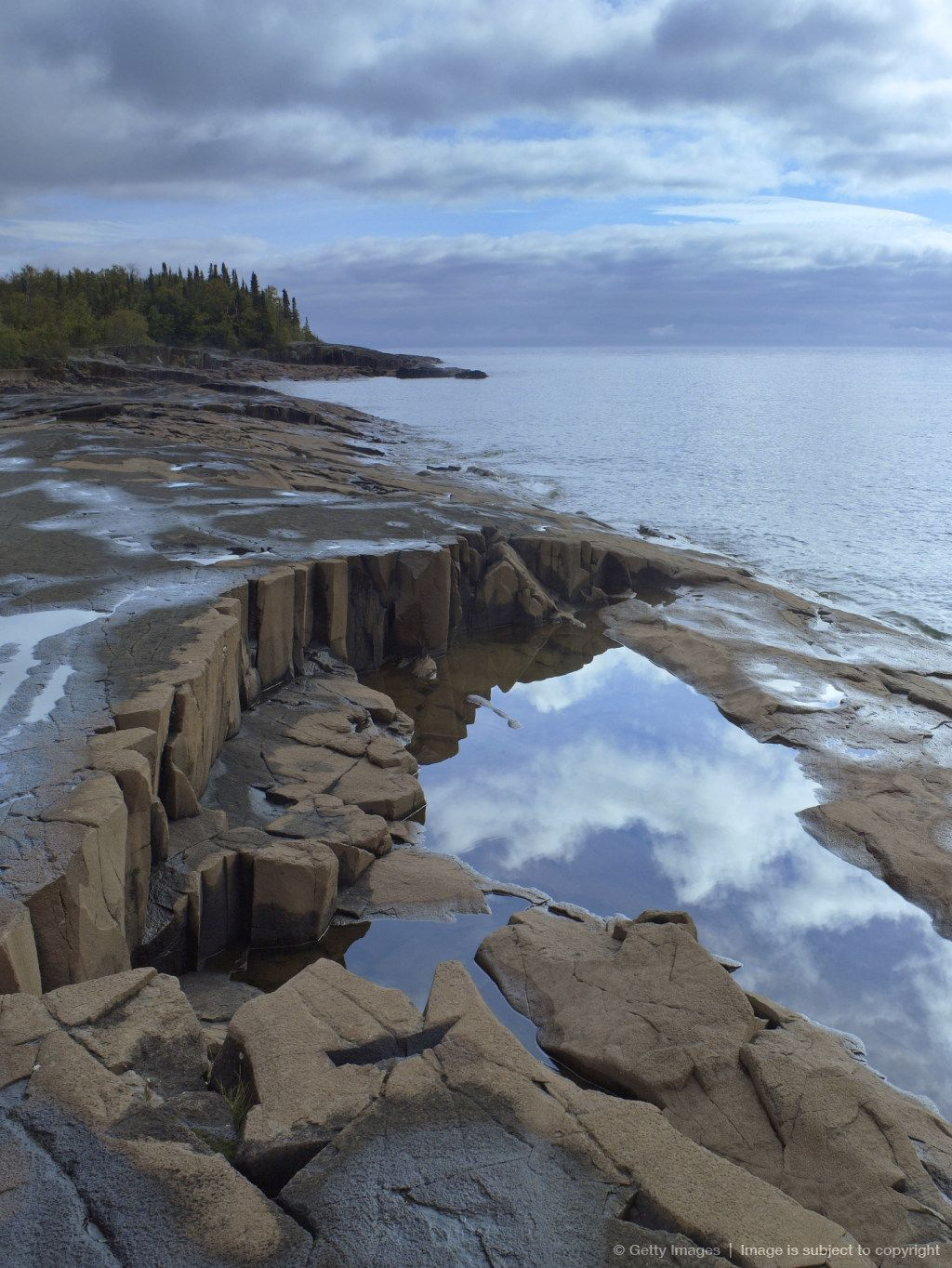Artists Point, Lake Superior, Grand Marais, Cook County