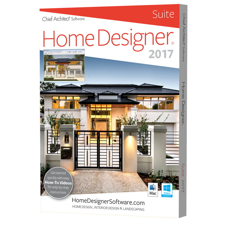 Chief Architect Home Designer Suite 2017 Software Download