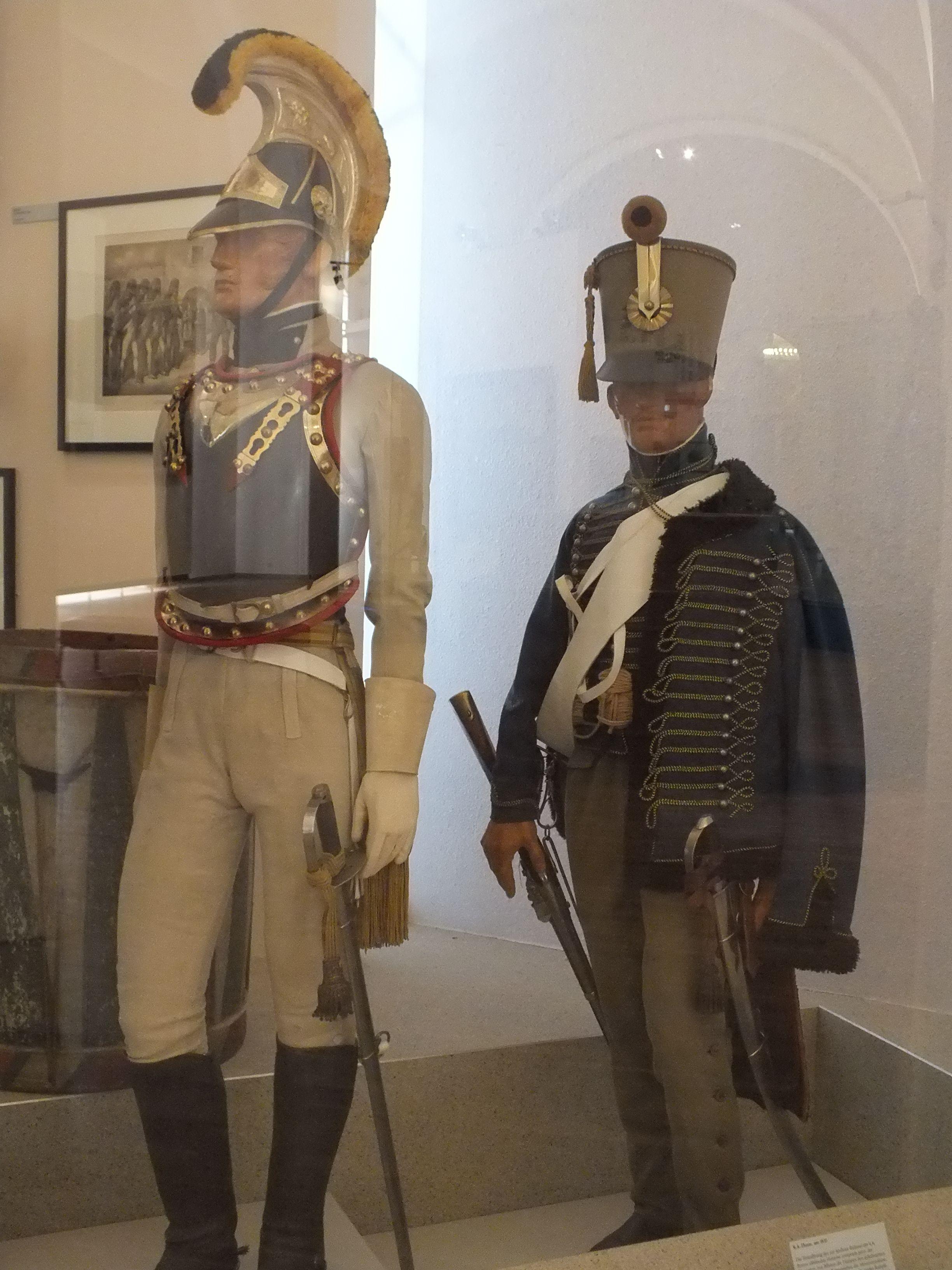 24++ Cavalry uniforms info