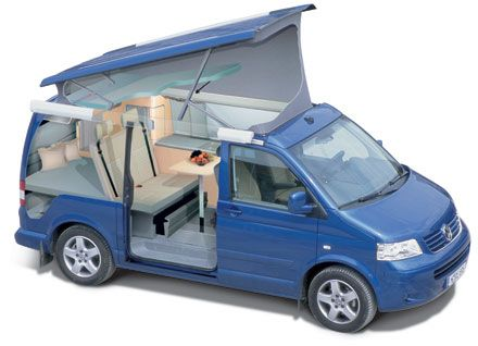 Our Modern High Top 2003 Vw Camper Vans Are Reliableand