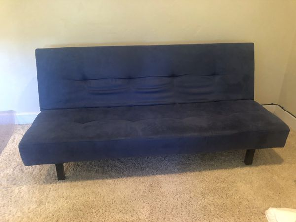 Blue IKEA Futon for Sale in San Diego, CA - OfferUp