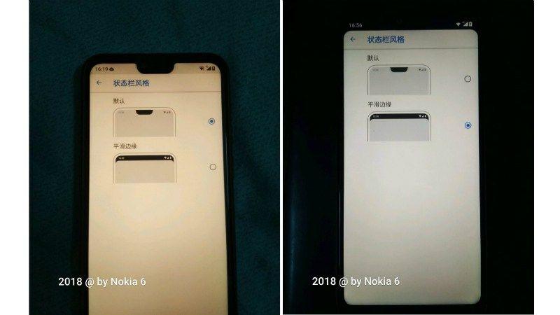 Nokia X6: Software Update with Hide Notch Option   Tech