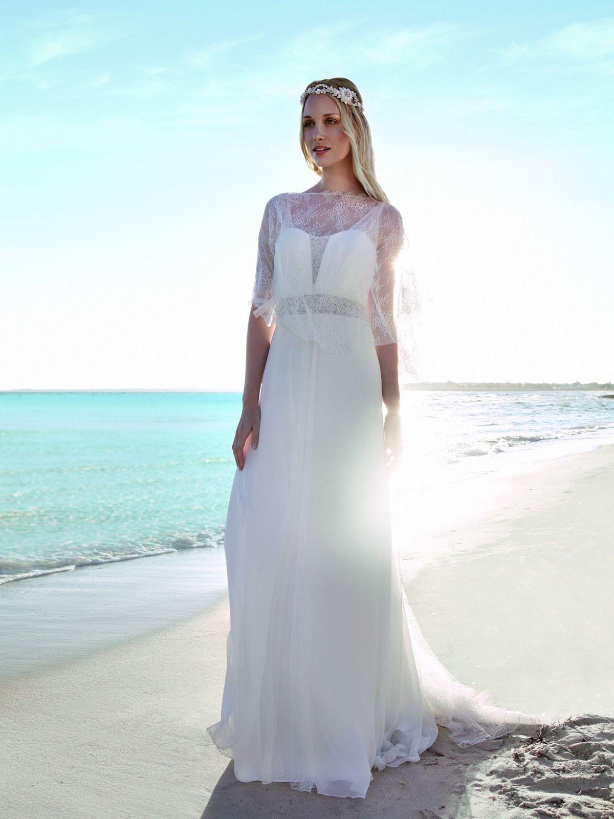 Wonderful Vestido Novia Corte Ingles Gallery - Wedding Ideas ...