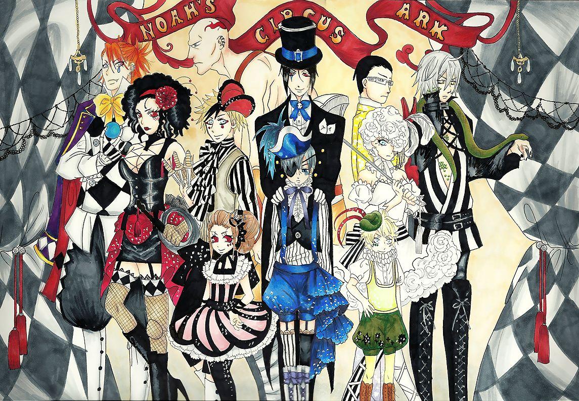 Book Of Circus