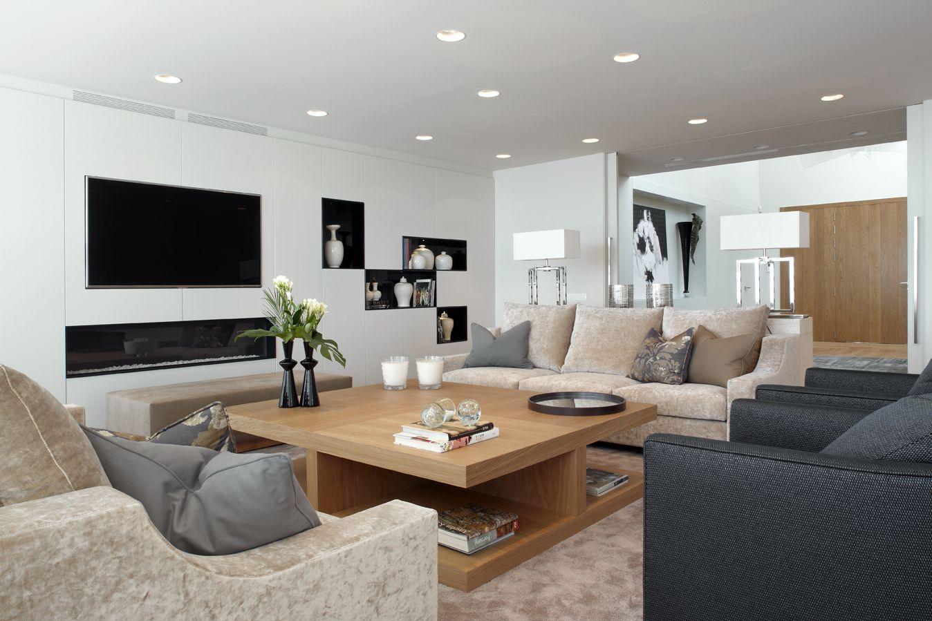 Molins interiors arquitectura interior interiorismo - Interiorismo salones ...