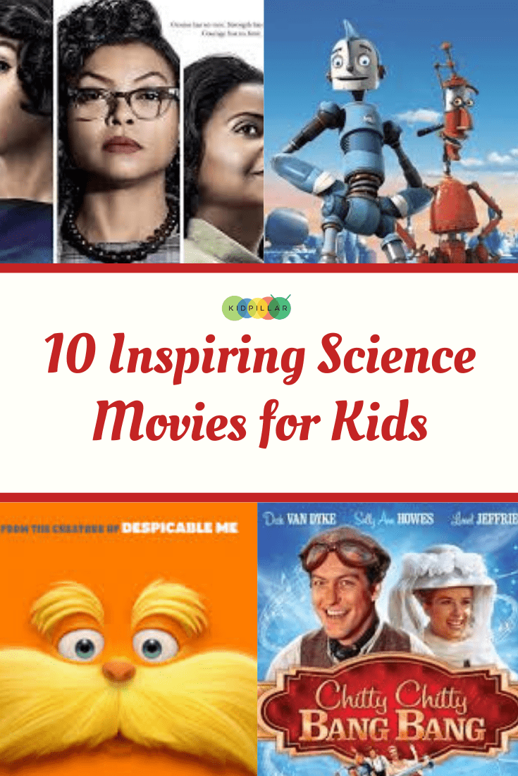 Stem Movies For Kids Entertain Educate Inspire In 2020 Kid Movies Science Movies Kids Movies