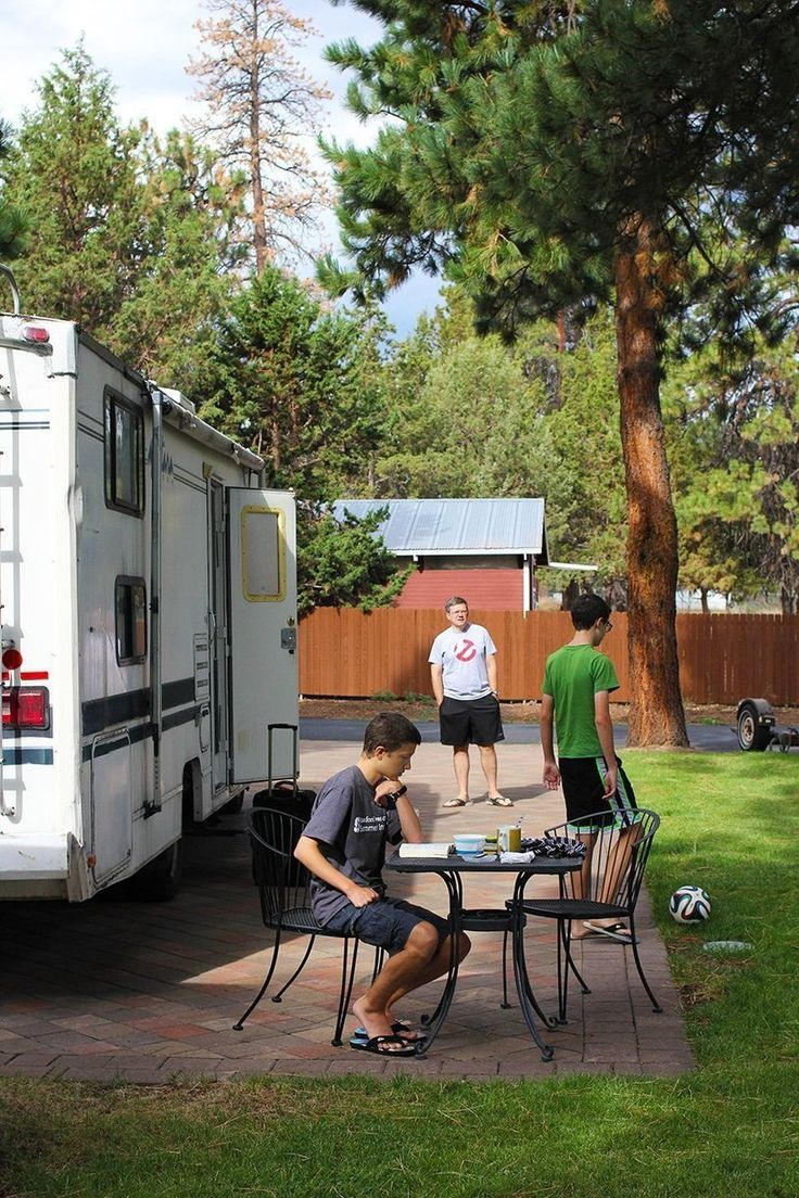 """""""It'll be an adventure,"""" my husband's colleague Ketan said, emphasizing the last word, looking me square in the eye. """"An adventure,"""" he repeated, in case I'd missed it. Ketan recently lent us his well-loved RV for an eight-day road trip through Oregon with our kids, and I learned a few things along the way about cooking well while on an RV adventure."""
