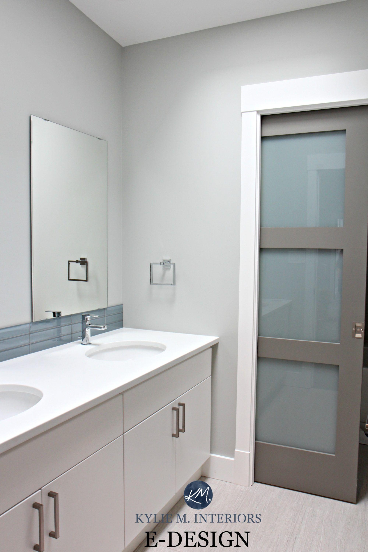 The 9 Best Benjamin Moore Paint Colors Grays Including Undertones Small Bathroom Colors Benjamin Moore Paint Colors Gray Paint Colors Benjamin Moore