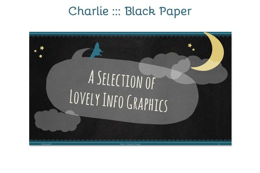 Charlie Powerpoint Template Powerpoint Charlie Template