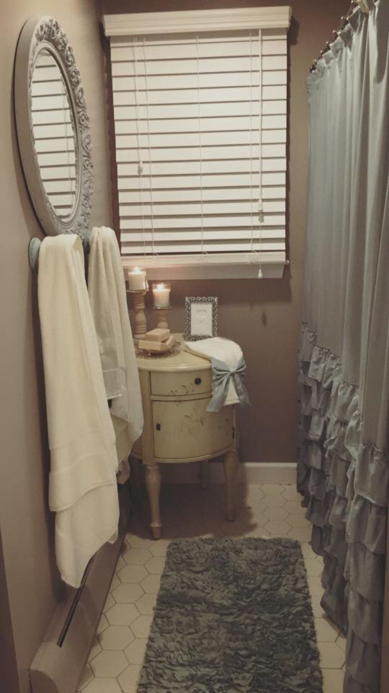 Lauren Conrad Shower Curtain Love  From 70S Bathroom Completely Magnificent Updated Bathrooms Designs Review