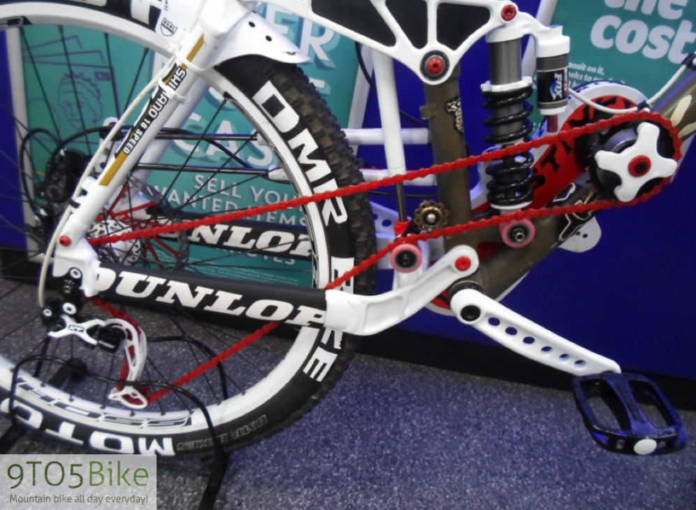 Is This The Maddest Custom Mountain Bike You Have Seen
