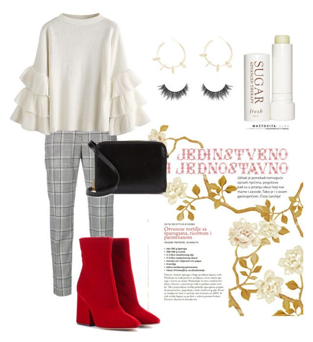 """""""Untitled #9"""" by demeryjaguar on Polyvore featuring Alexander Wang, Sophie Hulme, Justine Clenquet, Maison Margiela and Therapy"""