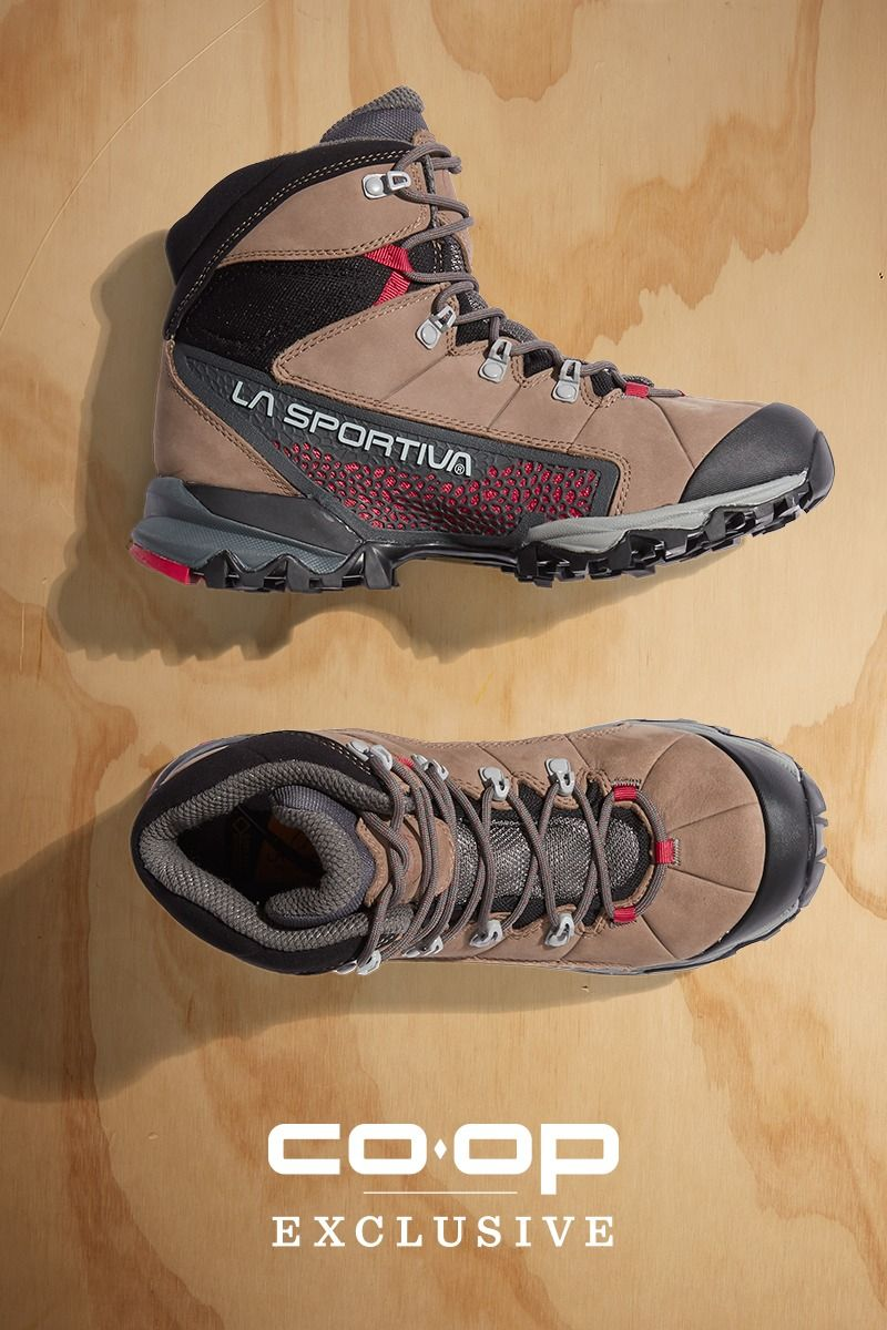 d003e1ad59e Nucleo High GTX Hiking Boots - Women's | Hike | Hiking boots women ...