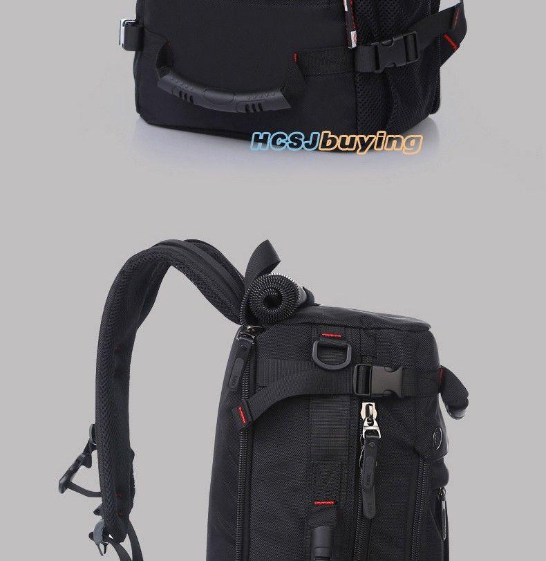 Stylish Waterproof Large Capacity Backpack Male Luggage Travel Shoulder Bag  Computer Backpack Men Multifunctional Bag  11836d78a4f84