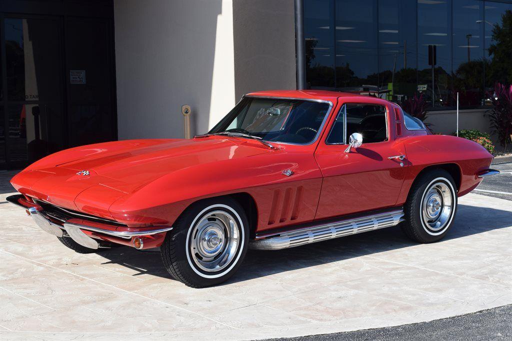 Ideal Classic Cars: 1965 Chevrolet Corvette - Venice, FL ...