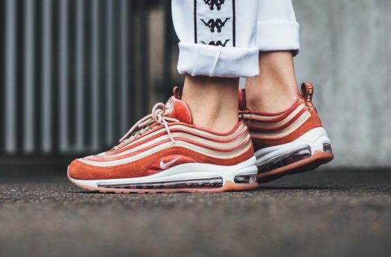 0aeee14df57ef Look Out For The Nike Air Max 97 Ultra 17 LX Dusty Peach The Nike WMNS