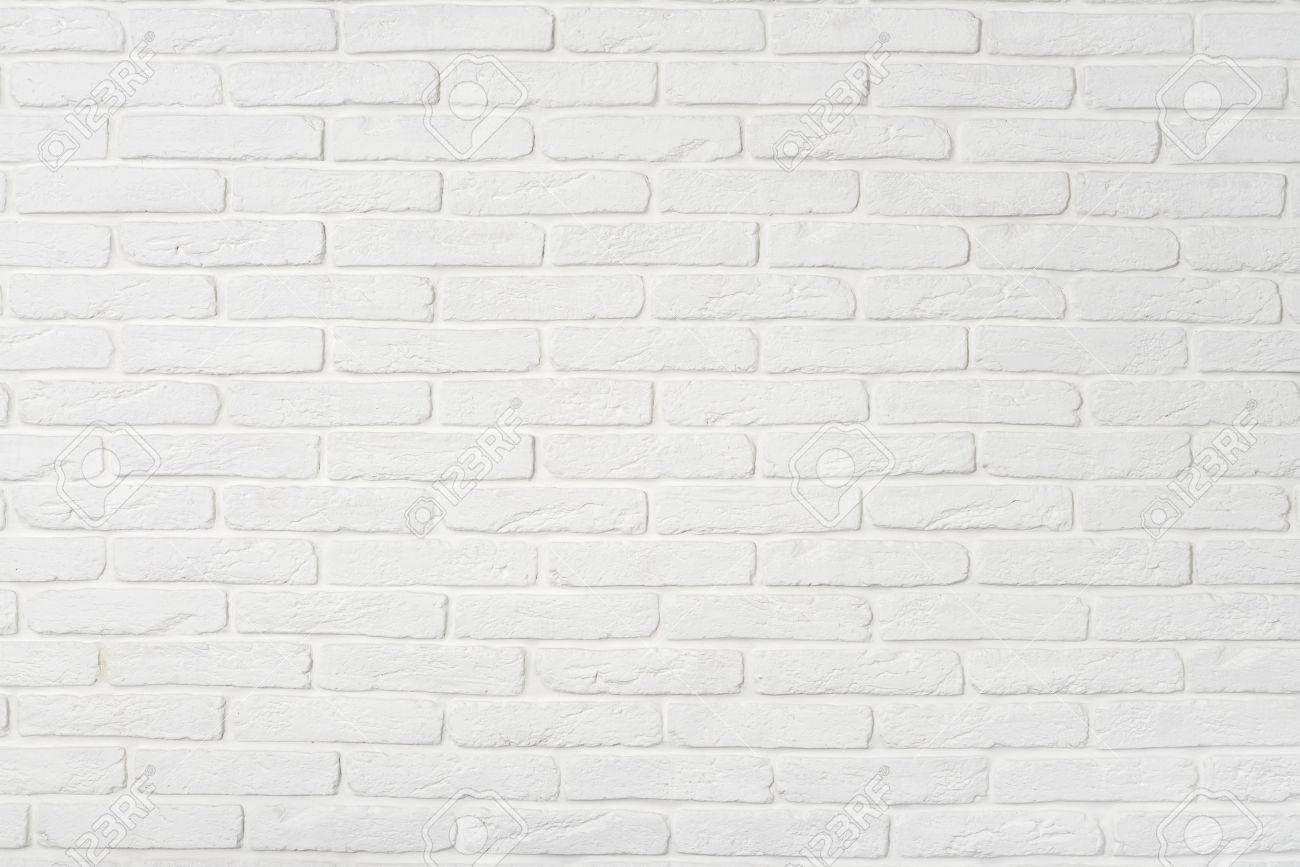 White Brick Wall Texture May Use As Background White Brick Walls Textured Walls White Brick